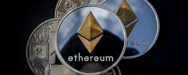 Ethereum ETH Münze