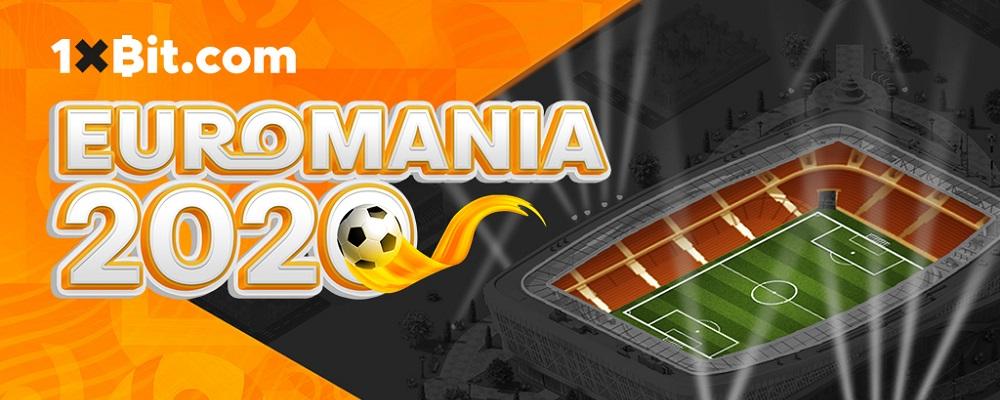 1xBit Euromania