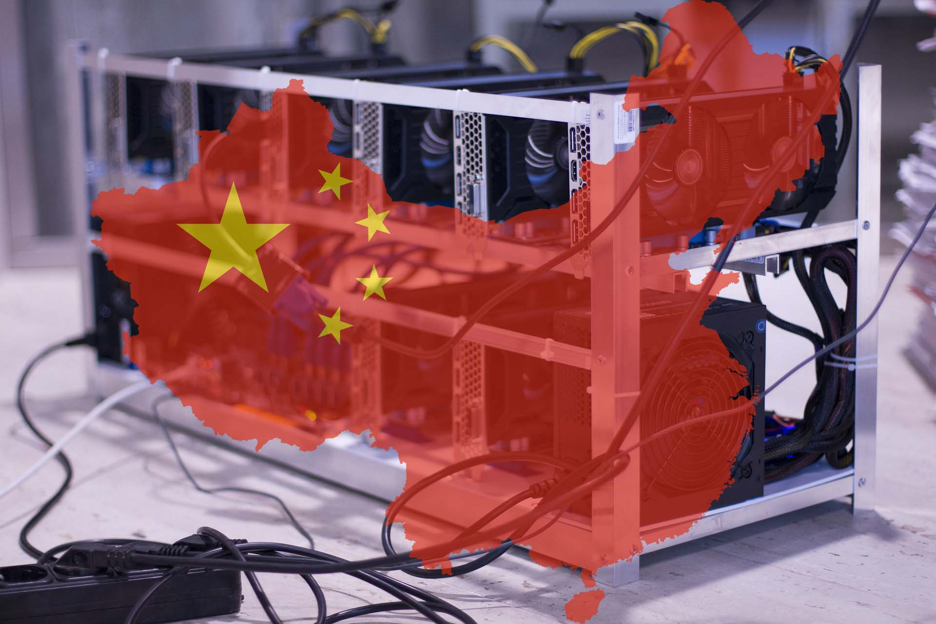 Bitcoin crash: China crackdown