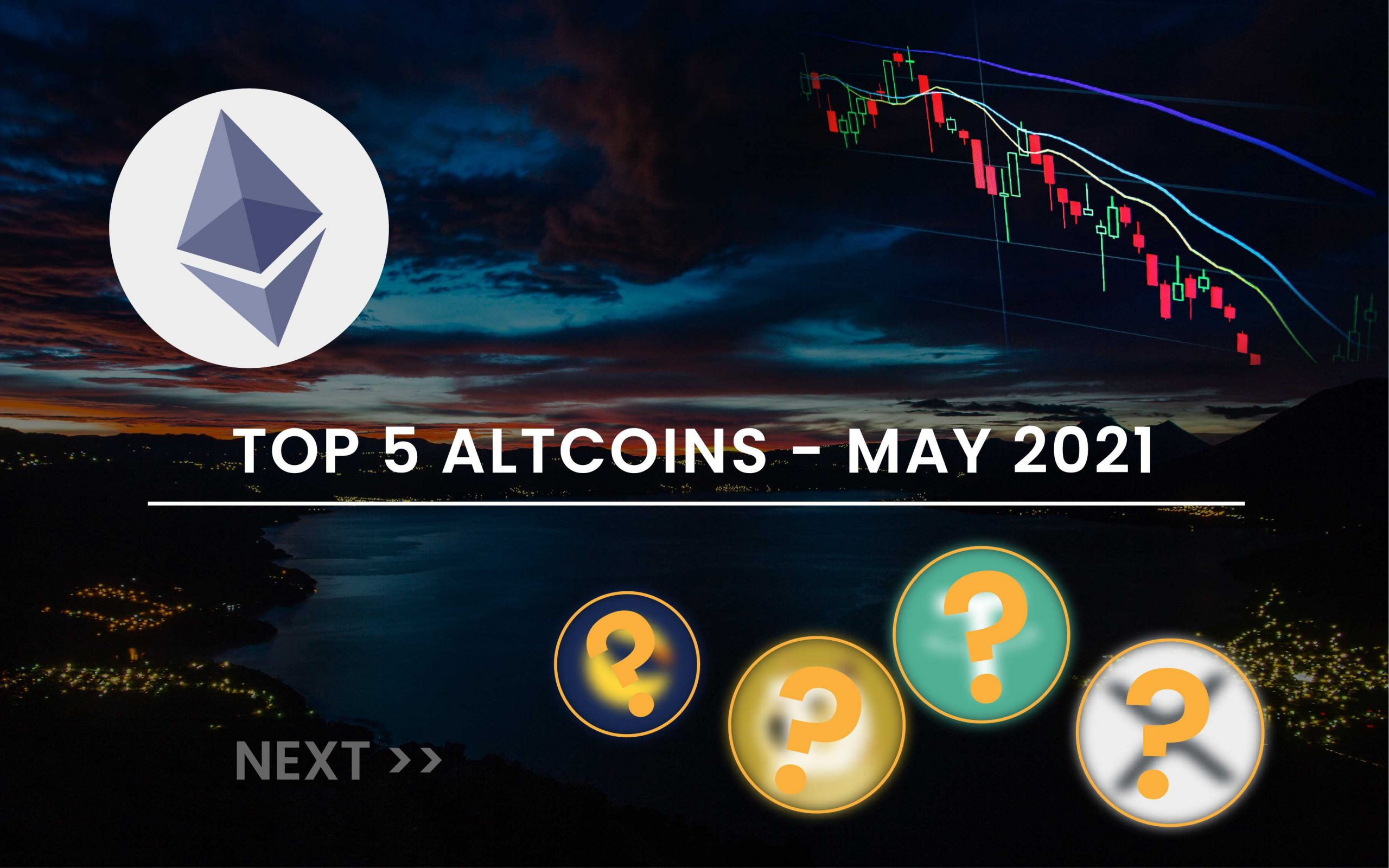 Top 5 altcoins to buy in May 2021