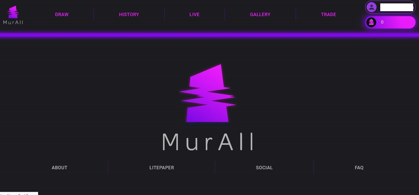 Connect Wallet - MurAll