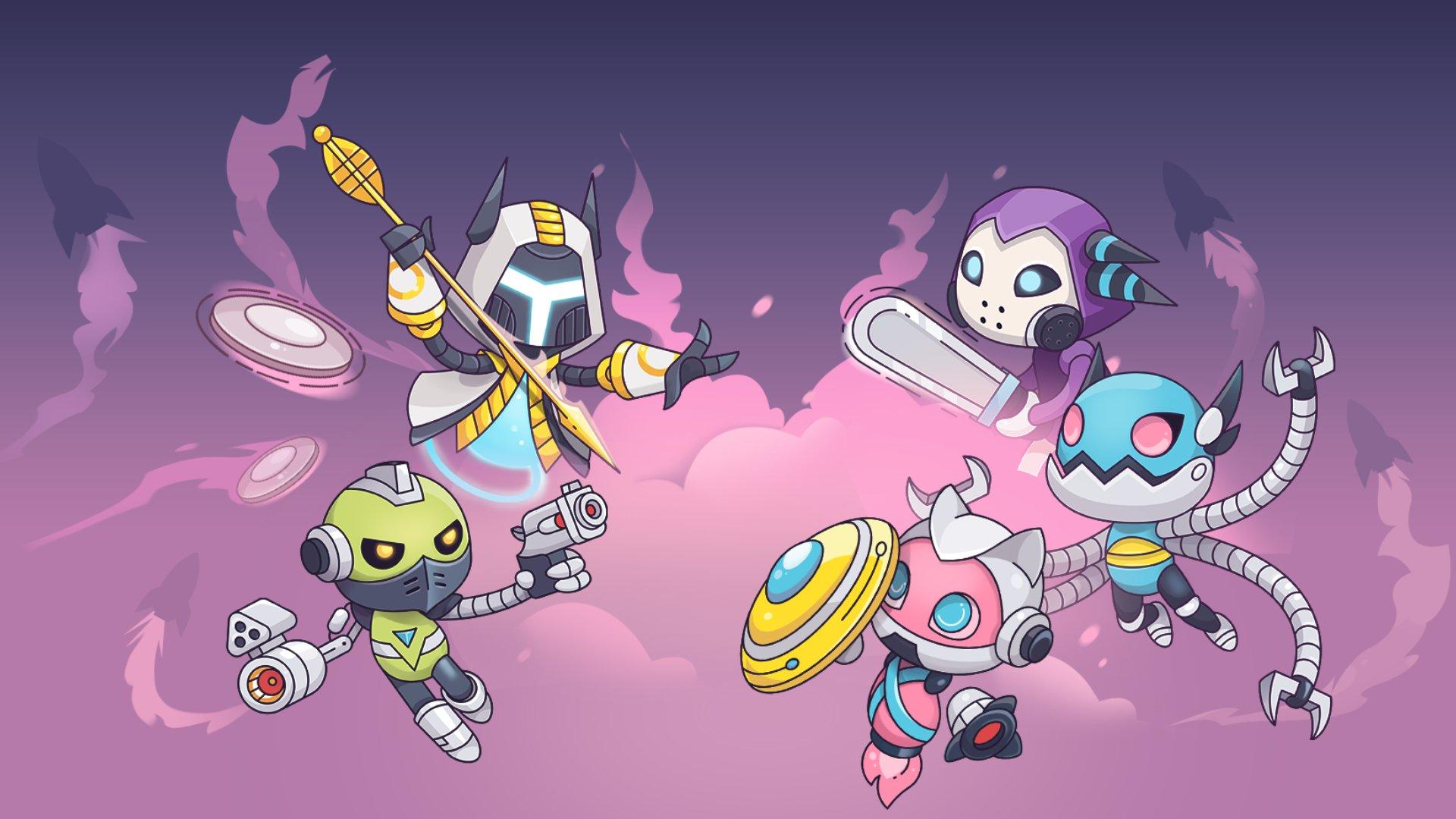 cryptobots nft 2017 returns
