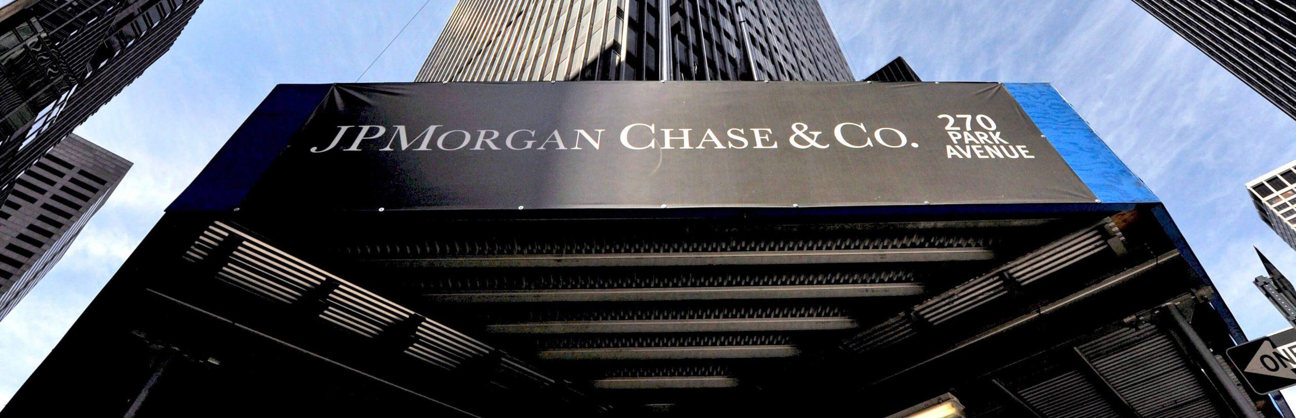 JP Morgan BTC