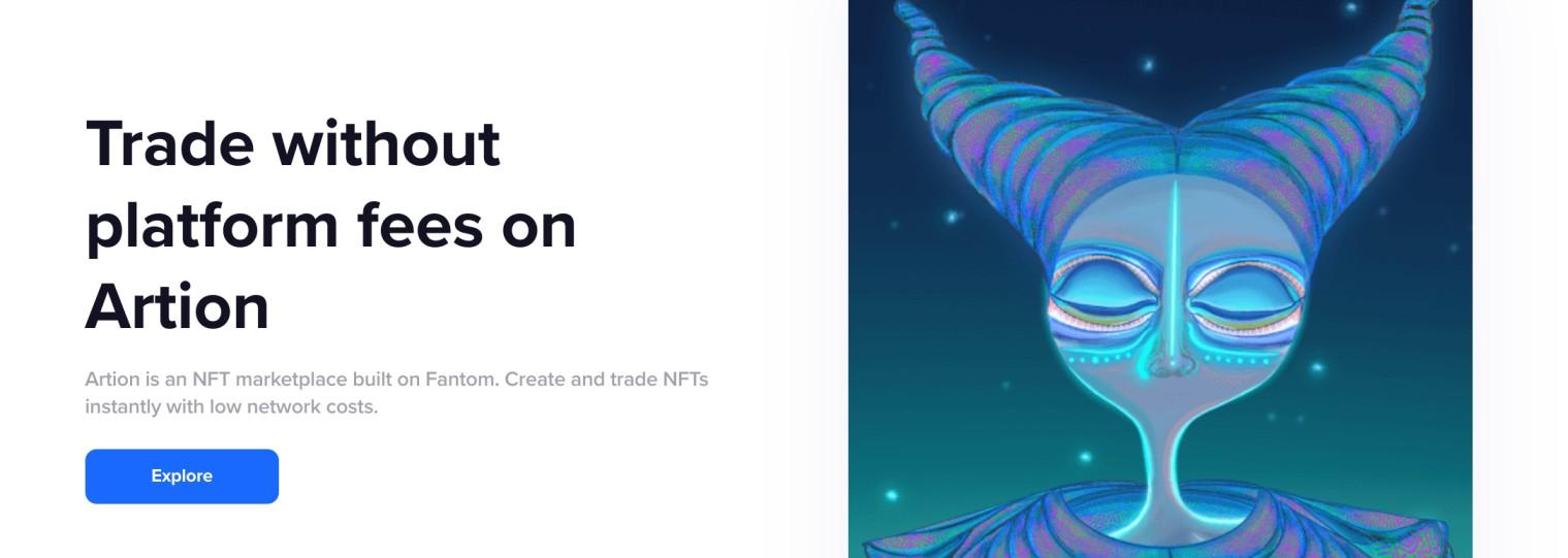 Artion NFT marketplace