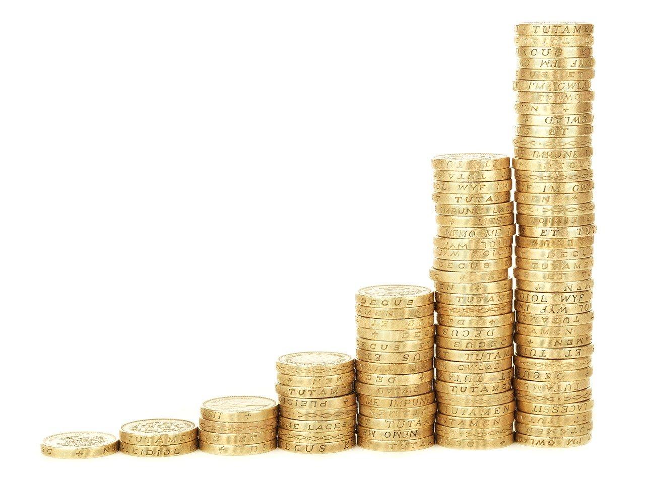 top coins 2020