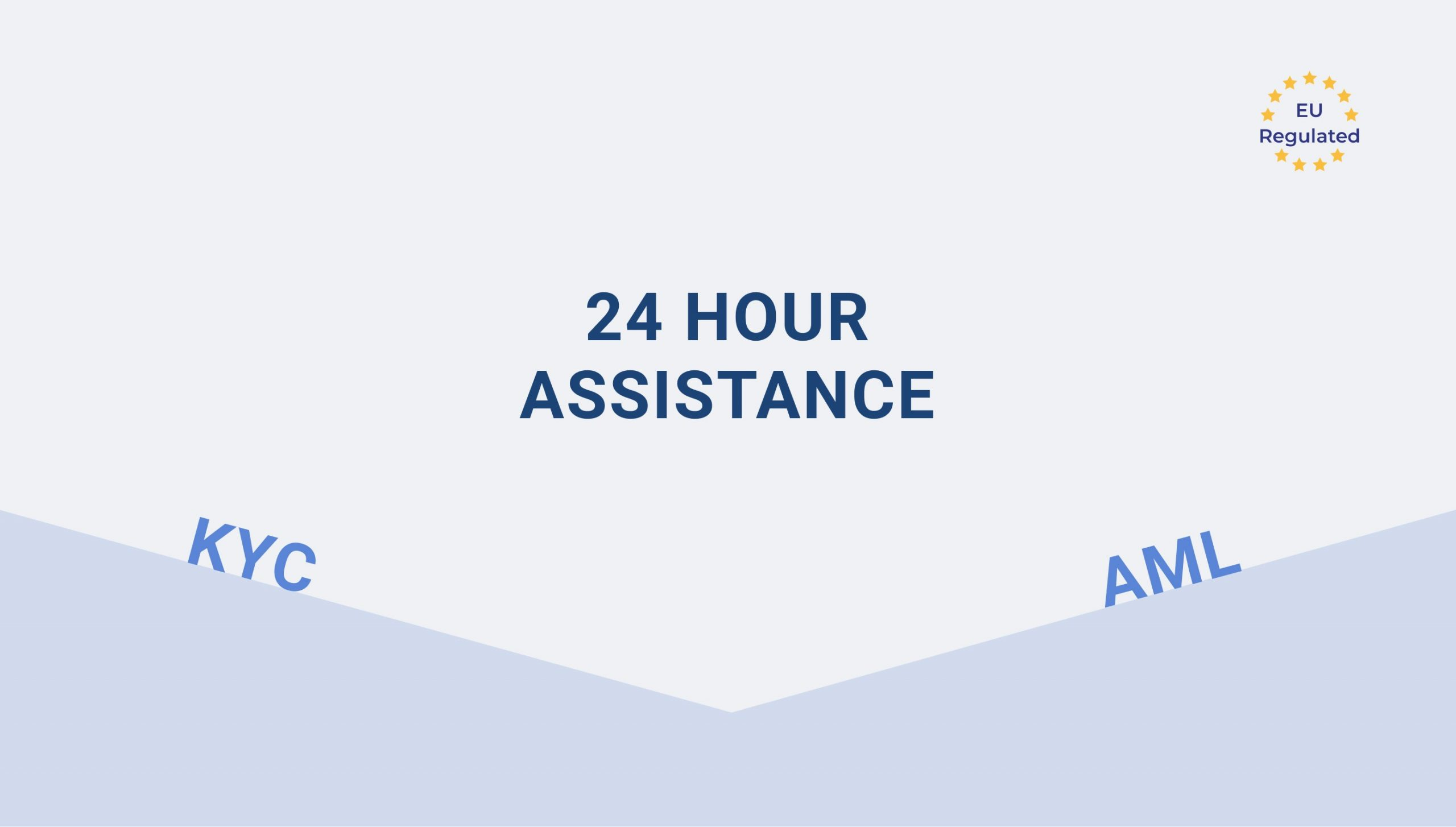 Arbsimart provides 24hr assistance a day and requires KYC and AML