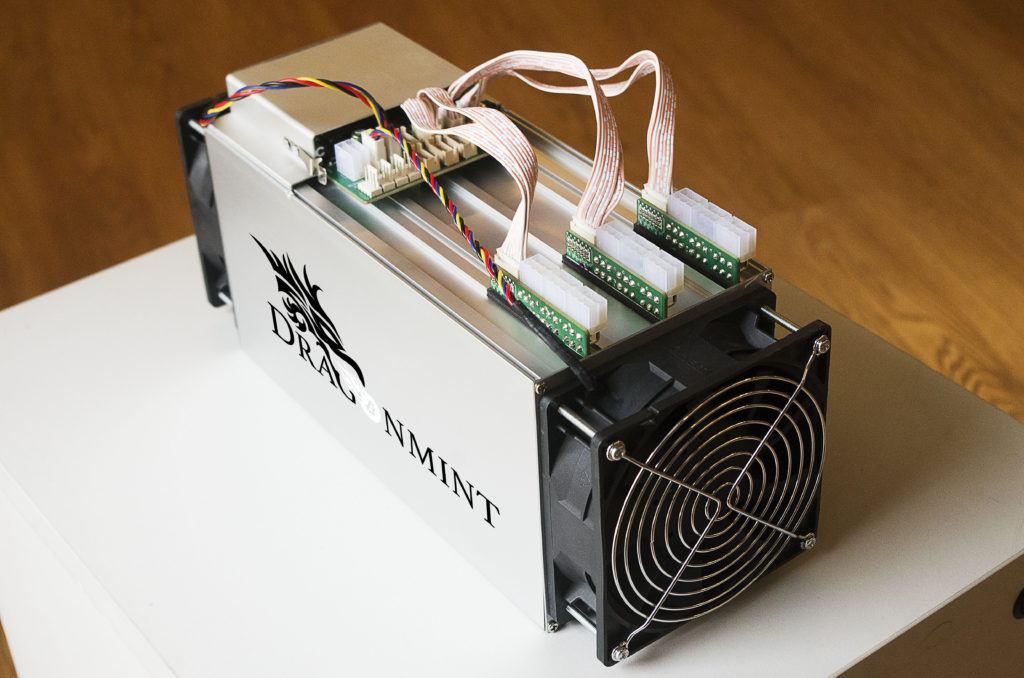 Bitcoin ASIC Mining Machine