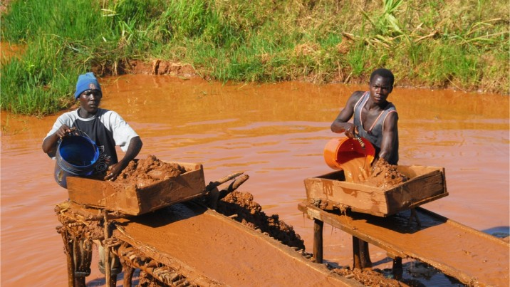 Africa's not so sustainable industries exploiting humans