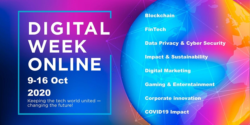 Topics at the Digital Week Online