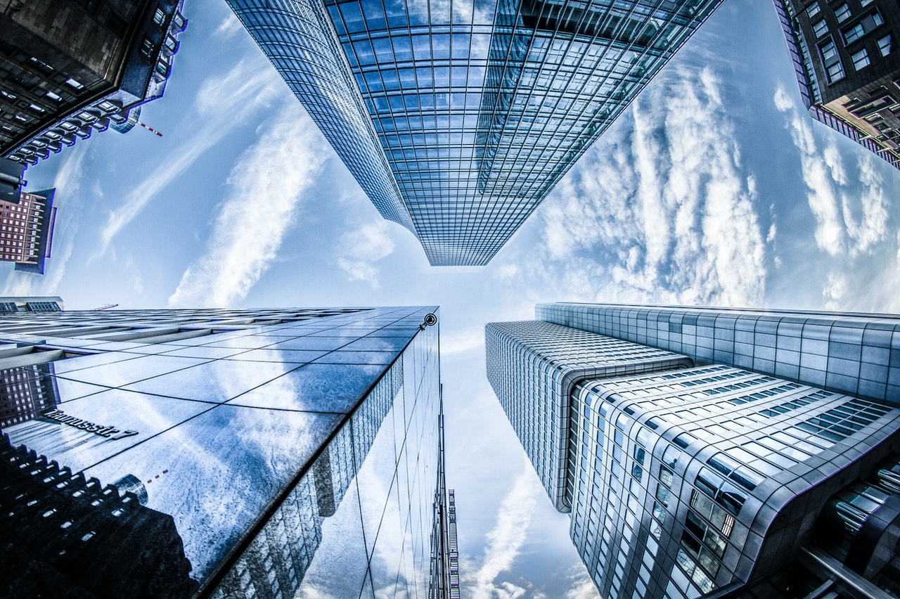 Wirecard skyscrapers