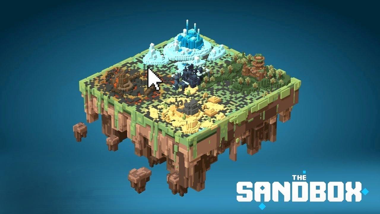 The Sandbox - Where NFT meets gaming