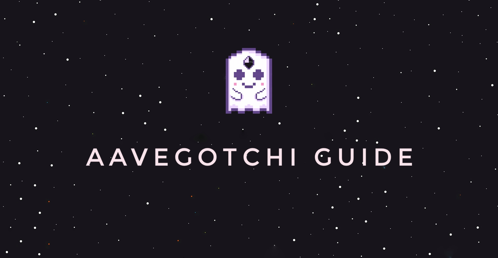 Aavegotchi guide