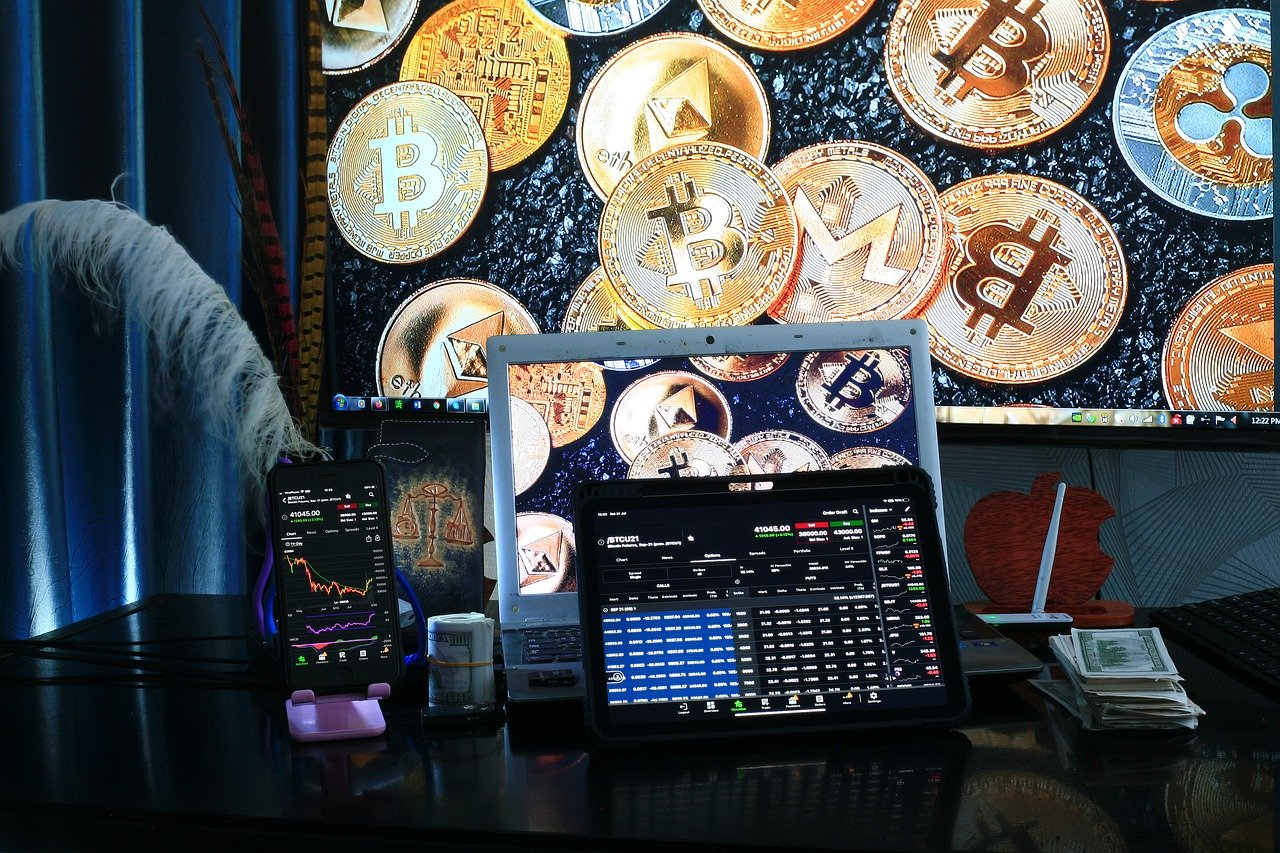 Cryptocurrencies Crash