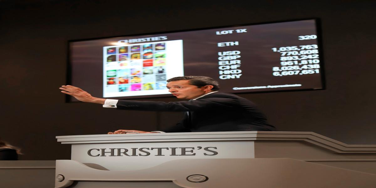Curio Cards Christie's